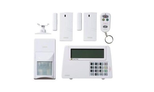 Sabre Home Alarm System Wireless