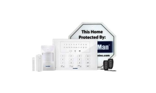 Wireless Smart Home Alarm System