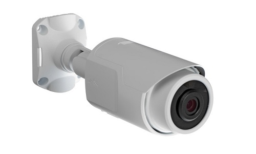 Day/Night IP Bullet Camera with IR LEDs